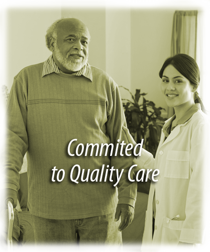 Commited to quality home health care